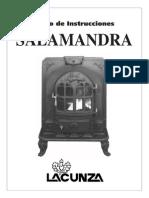 Manual Salamandra