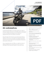 Yamaha Fjr1300as 2015