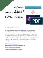 Xslt and Exslt Eclipse