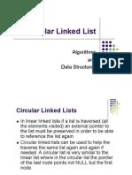 Circular Linked List 3