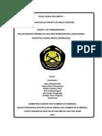 CHECK LIST Inspeksi Pemantauan & Pengelolaan Lingkungan