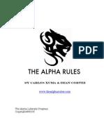 Alpha Rules
