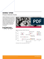 Nordel Selection Guide