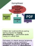 abses mandibula