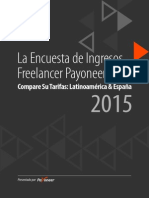 Freelancer Report ES 2015