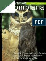 -Biodiversidad y Conservacion en La Serrania de Los Churumbelos