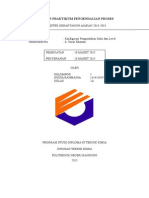 Laporan Praktikum Pengendalian Proses Konfigurasi Suhu Dan Level