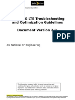 LTE Troubleshooting
