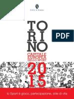 Torino SPORT Brochure