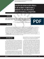 Evaluación Formativa. López Pastor