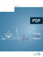 U.N. World Drug Report 2015