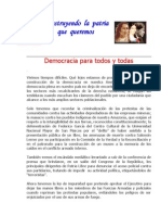 Defensa de La Democracia
