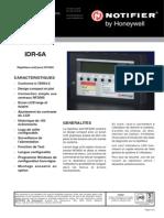 Notifier Repetidor Para Central IDR-6A