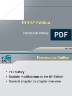 PCI 6th Edition - Handbook History