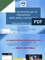 Varese 15 Aprile - Tulburari alimentare