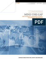Tripwire Mind the Cyberthreat Gap White Paper
