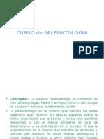 Curso de Paleontologia