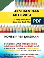 Pentaksiran Dan Motivasi