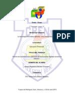 INFORME DE RESULTADOS DE LA APLICACIÓN DE HERRAMIENTAS DIGITALES DURANTE MI PRÁCTICA