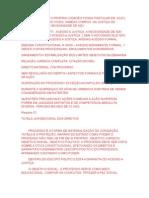 Resumo 01 FASE POSTULATORIA À DECISORIA