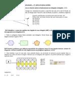 Simulado - 1 Bimestre - 3 Série a e B -2015