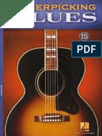 Fingerpicking Blues Guitar - 15 Songs