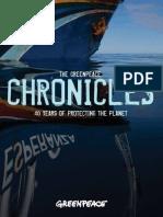 Greenpeace Chronicles
