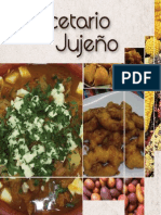 RECETARIO JUJEÑO