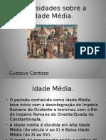 Trabalho do Gustavo Cardoso