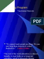 Training Program Presentation