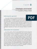 8. Citología anorectal