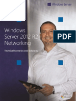 Windows Server 2012 R2 Networking White Paper