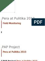Pera at Pulitika 2010-1