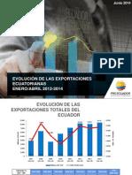 Exportaciones Del Ecuador