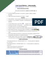 Apuntes de Excel Básico