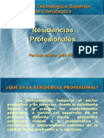 lineamientosresidencias profesional