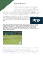 Distintos tipos De Raquetes de Squash