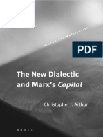 Arthur - The New Dialectic and Marx's Capital