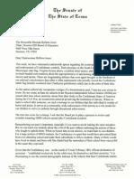 Sen. Ellis letter to HISD