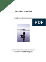 Bibliografia Valencia
