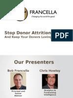 stop donor attrition web