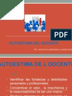 Autoestima Del Docente1