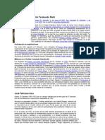 Agustín Farabundo Martí - Biografía y Fotos