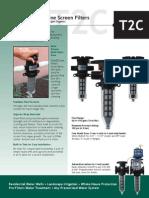LS 904 TwistIIClean Combo Brochure