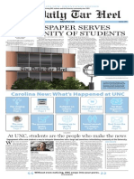 The DTH Orientation Edition 2015