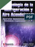 4Whitman-Tecnologia de La Refrigeracion y Aire Aconficionado-Aparatos Domesticos Tomo 4