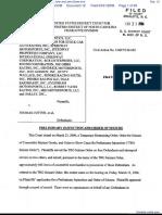 Motorsports Authentics, LLC et al v. Various John and Jane Does et al - Document No. 12