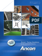 Ancon Fixing Solutions