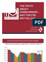 2015 Home Owners Survey
