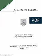 Ingenieria de Fundaciones Perez Guerra y Carrillo Pimentel